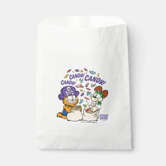 Candy! Candy! Candy! Favor Bag