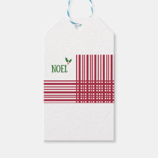 Candy-Cane #10 Gift Tags