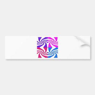 Candy Cane #2 Bumper Sticker