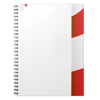 Candy Cane #2 Notebook