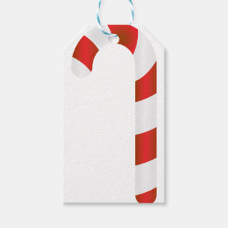 Candy Cane #2 Pack Of Gift Tags