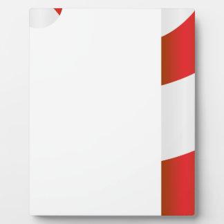 Candy Cane #2 Plaque