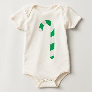 Candy Cane #4 Baby Bodysuit