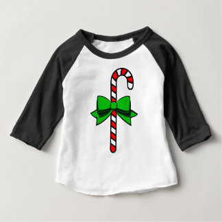 Candy Cane Baby T-Shirt