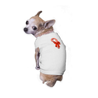 CANDY CANE CHIHUAHUA HOLIDAY DOG! outstanding! Shirt