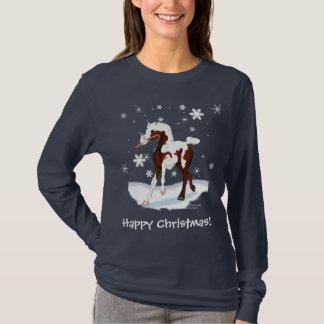 Candy Cane Foal Shirt