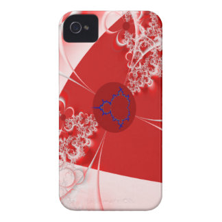 Candy Cane Forest.png Case-Mate iPhone 4 Case
