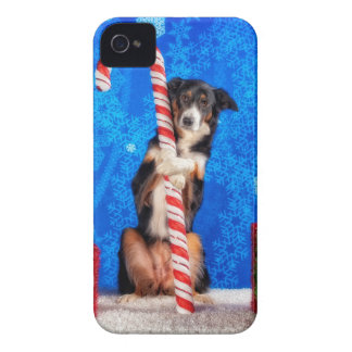 Candy Cane lover iPhone 4 Cases