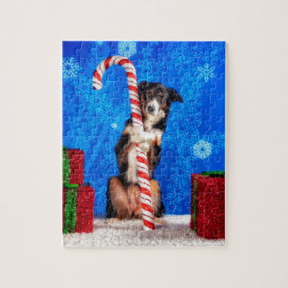 Candy Cane lover Jigsaw Puzzle