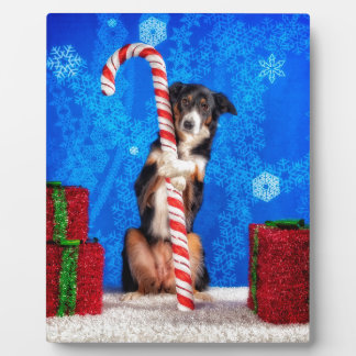 Candy Cane lover Plaque