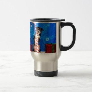 Candy Cane lover Travel Mug