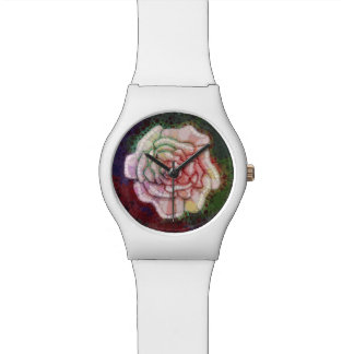 Candy Cane Rose Watch