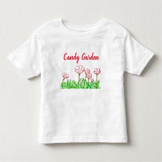 Candy Cane Sorrel Garden Toddler T-shirt