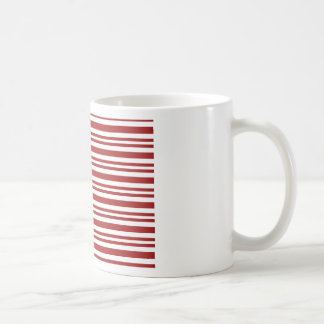 Candy-Cane-Stripe #13 Coffee Mug