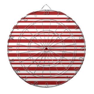 Candy-Cane-Stripe #13 Dartboard
