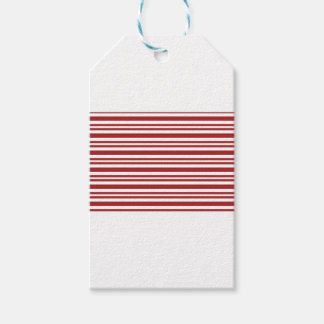 Candy-Cane-Stripe #13 Gift Tags