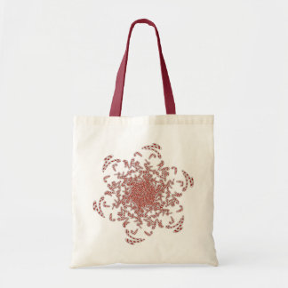 Candy Canes Holiday Bag