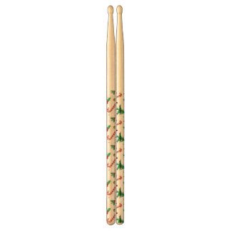 Candy Canes, Mistletoe, and Christmas Trees Drumsticks