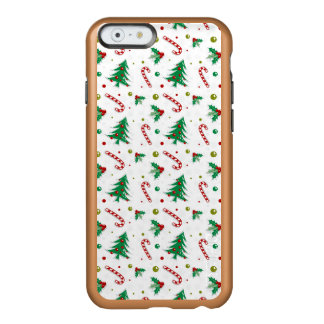 Candy Canes, Mistletoe, and Christmas Trees Incipio Feather® Shine iPhone 6 Case