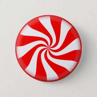 Candy Christmas Images 2 Inch Round Button