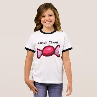 Candy closet ringer T-Shirt