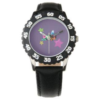 Candy Collage Halloween Design Wrist Watch