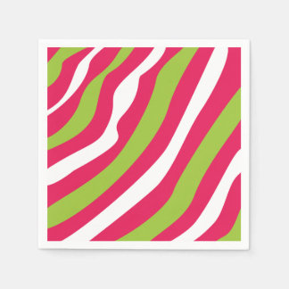 Candy Colors Disposable Napkin