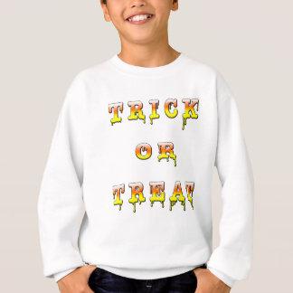 Candy Cone Trick or treat Sweatshirt