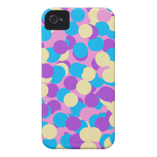 Candy Confetti iPhone 4 Case-Mate Cases