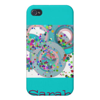 Candy Confetti iPod Touch Case iPhone 4 Case