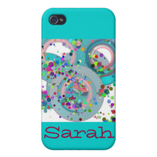 Candy Confetti iPod Touch Case Case For iPhone 4