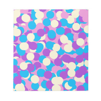 Candy Confetti Notepads