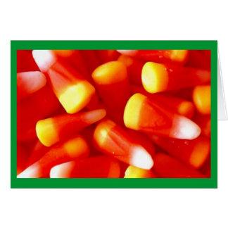 """""""Candy Corn #2"""" Card"""