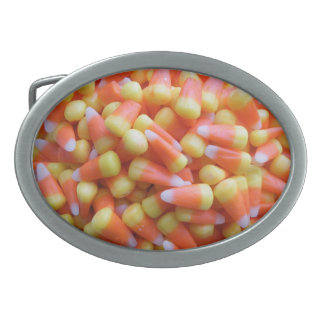 Candy Corn Belt Buckle