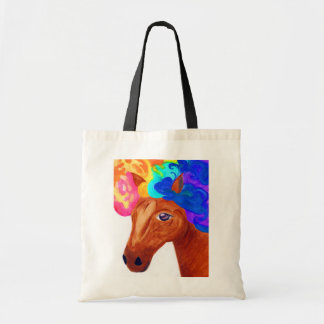[Candy Corn] Budget Tote Bag
