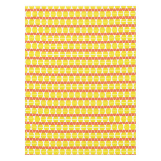 Candy Corn Celebration Tablecloth