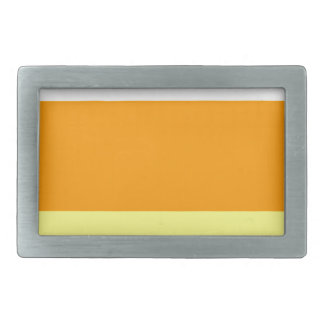 Candy Corn Color Belt Buckles