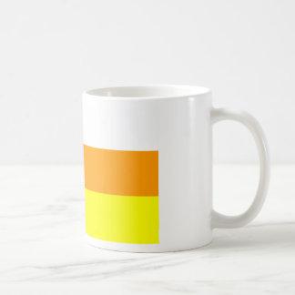 Candy Corn Color Coffee Mug