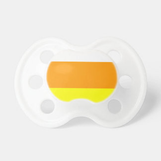 Candy Corn Color Pacifier