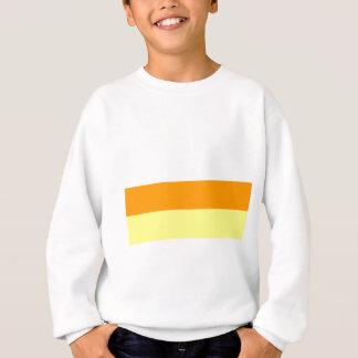 Candy Corn Color Sweatshirt