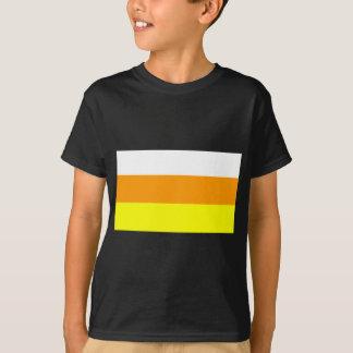 Candy Corn Color T-Shirt