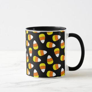 Candy Corn Halloween Mug