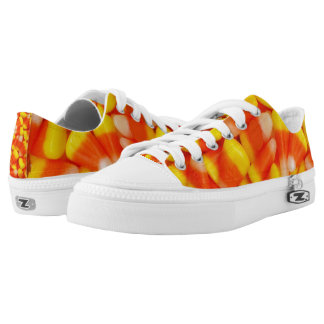 Candy Corn Low-Top Sneakers