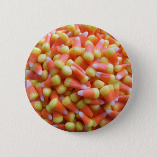 Candy Corn Novelty Gift 2 Inch Round Button