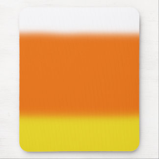 Candy Corn Ombre Mouse Pad