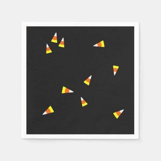 Candy Corn Paper Napkin