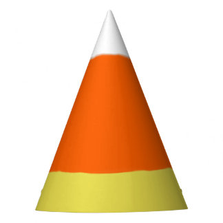 Candy Corn Party Hat