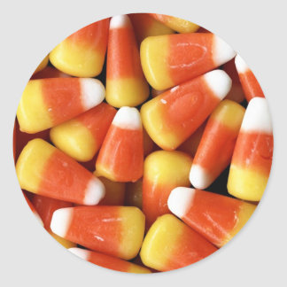 Candy Corn stickers