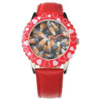 Candy Corn Wrist Watches