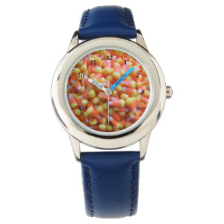 Candy Corn Wristwatches
